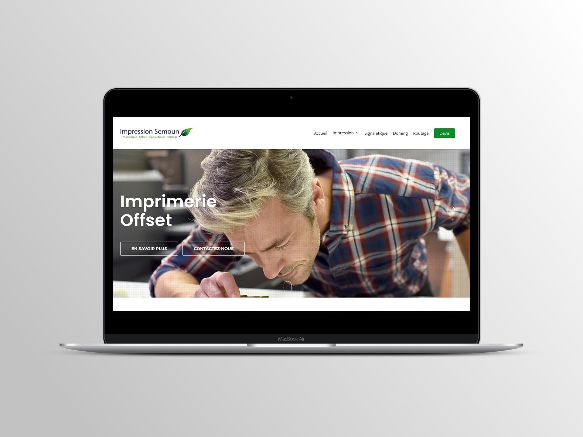 Site Impression semoun