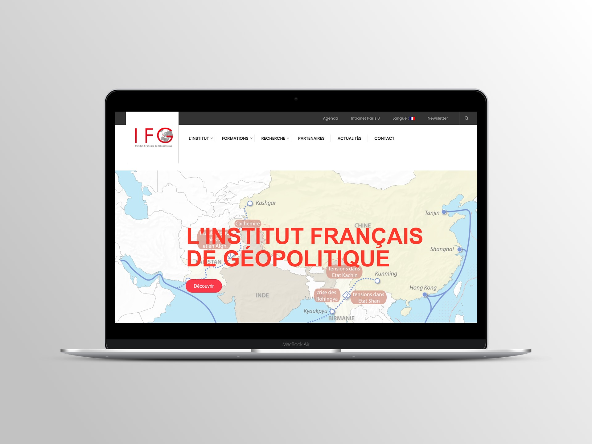 Site IFG